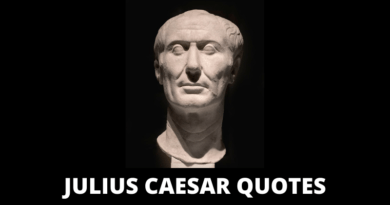 Julius Caesar quotes featured