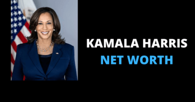 Kamala Harris Net Worth featured