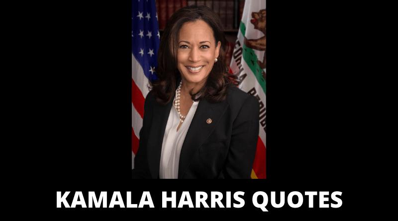 Kamala Harris quotes featured