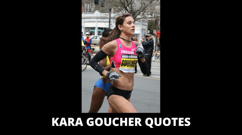 Kara Goucher Quotes featured