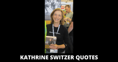 Kathrine Switzer Quotes featured