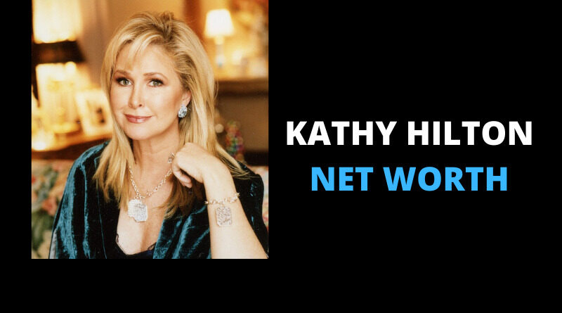 Kathy Hilton Net Worth Featured