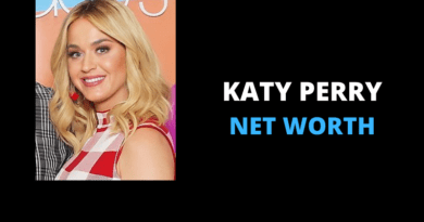 Katy Perry Net Worth featured