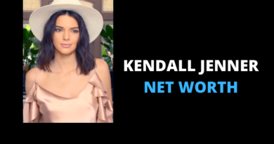 Kendall Jenner Net Worth featured