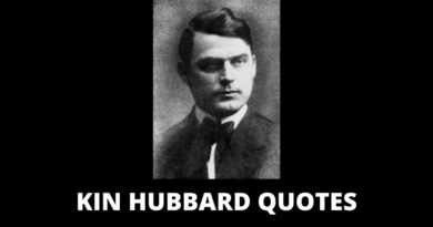 Kin Hubbard Quotes featured