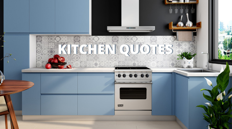 Kitchen Quotes Featured