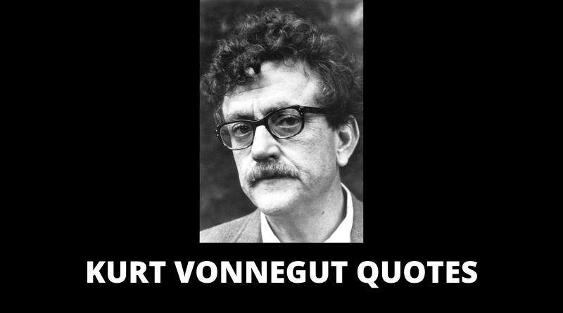 Kurt Vonnegut quotes featured