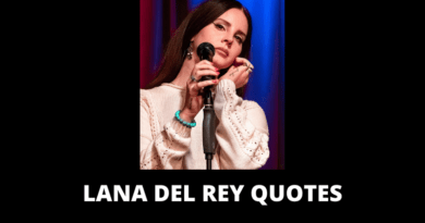 Lana Del Rey Quotes featured