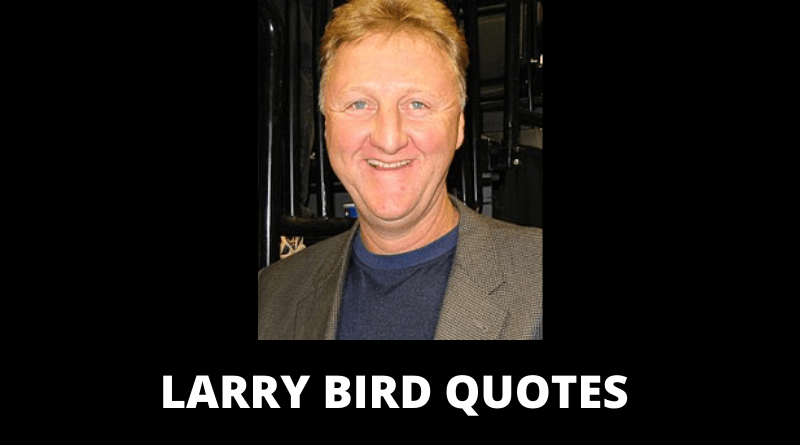 Larry Bird quotes featured