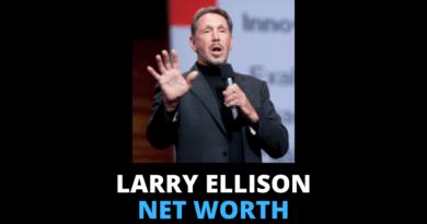 Larry Ellison Net Worth featured