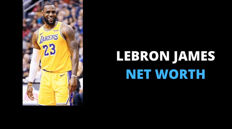 LeBron James Net Worth featured