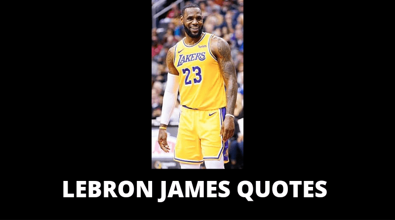LeBron James quotes featured