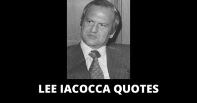 Lee Iacocca quotes featured