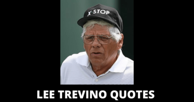 Lee Trevino Quotes featured