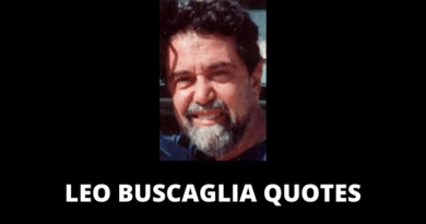 Leo Buscaglia Quotes featured
