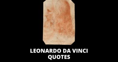 Leonardo da Vinci Quotes featured