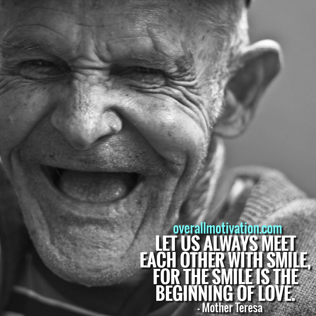 Mother Teresa Quotes On Humanity Peace Love Overallmotivation