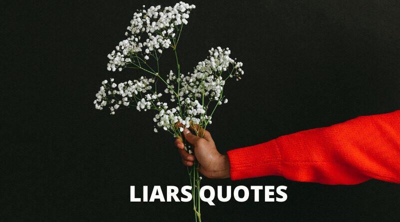 Liars Quotes Featured