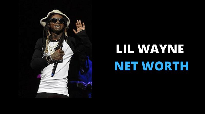 Lil Wayne net worth featured