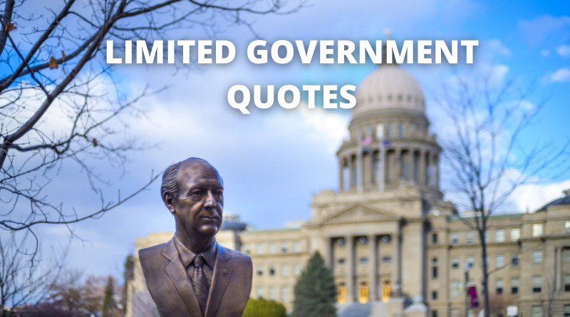 Limited Government Quotes Featured