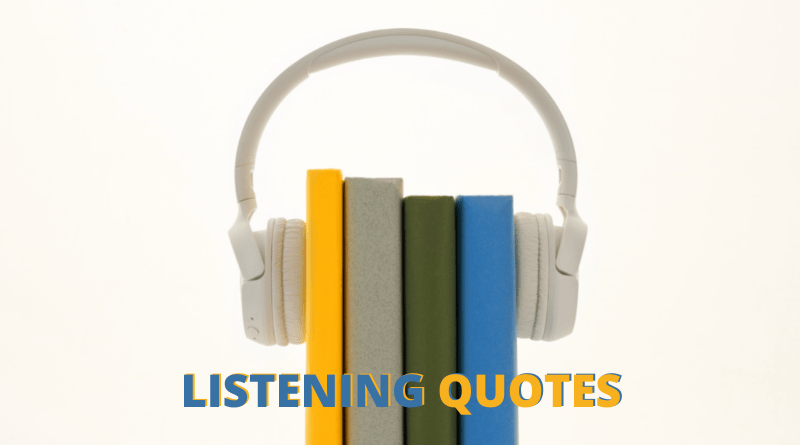 Listening Quotes Featured