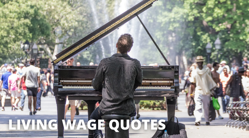 Living Wage Quotes Featured