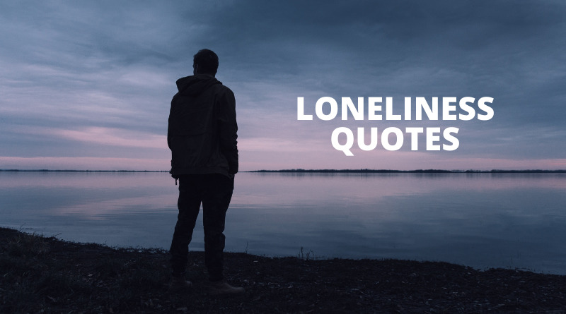 Loneliness Quotes Featured