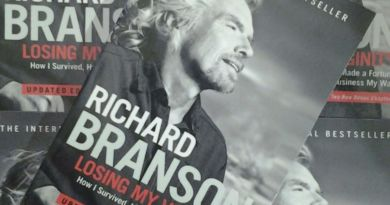 Losing My Virginity Richard Branson review