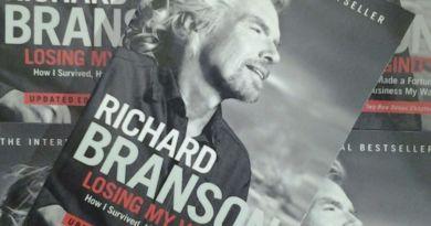 Losing My Virginity Richard Branson review