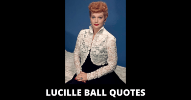Lucille Ball Quotes featured