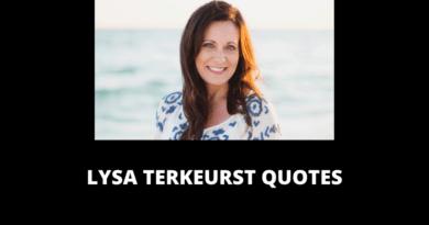 Lysa TerKeurst Quotes featured