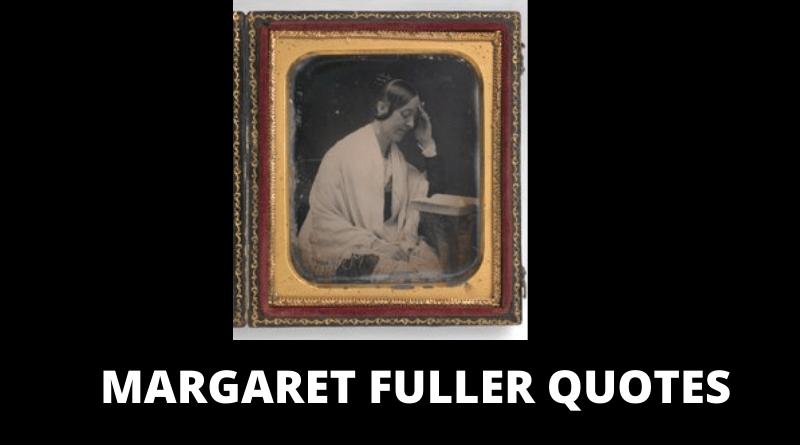 MARGARET FULLER QUOTES FEATURED