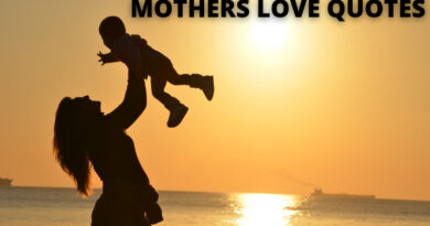 MOTHERS LOVE QUOTES FEATURE