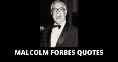 Malcolm Forbes quotes featured