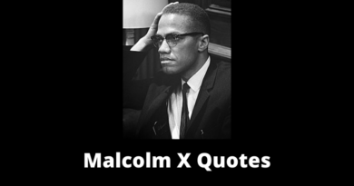 Malcolm X Quotes featured