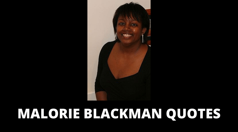 Malorie Blackman quotes featured