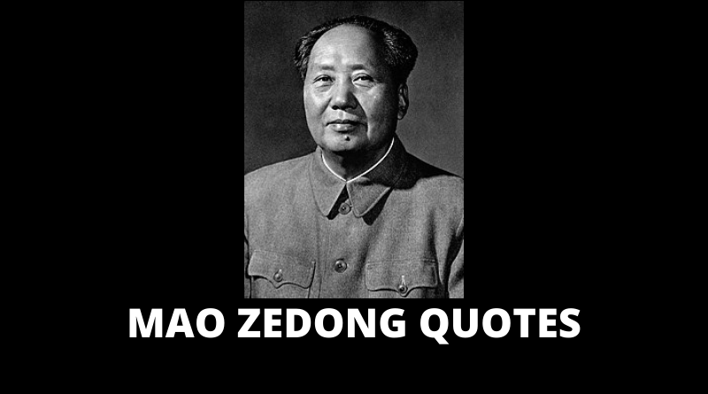 Mao Zedong quotes featured