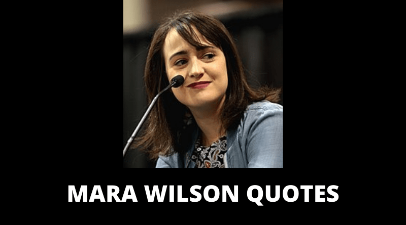 Mara Wilson quotes featured