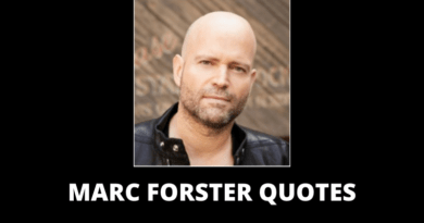 Marc Forster Quotes featured