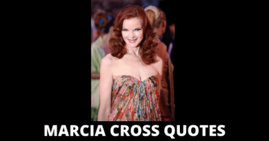 Marcia Cross Quotes featured