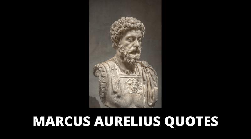 Marcus Aurelius Quotes featured