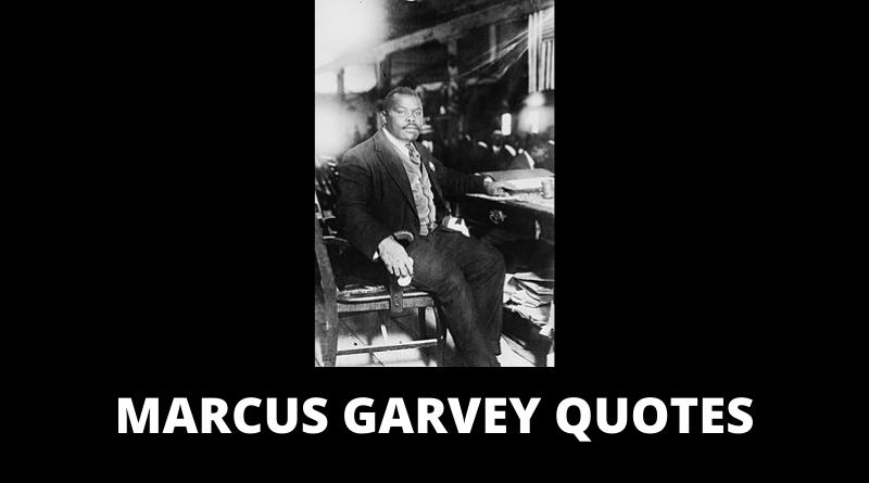 Marcus Garvey quotes featured