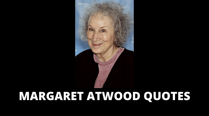 Margaret Atwood quotes featured