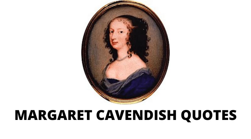 Margaret Cavendish quotes featured