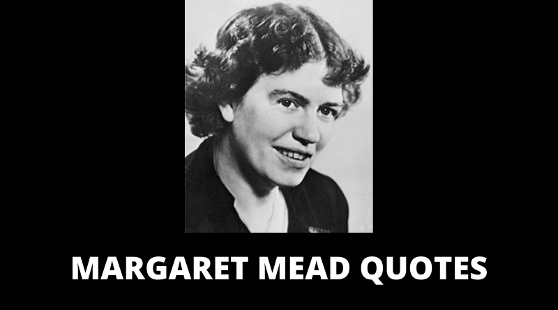 Margaret Mead quotes featured