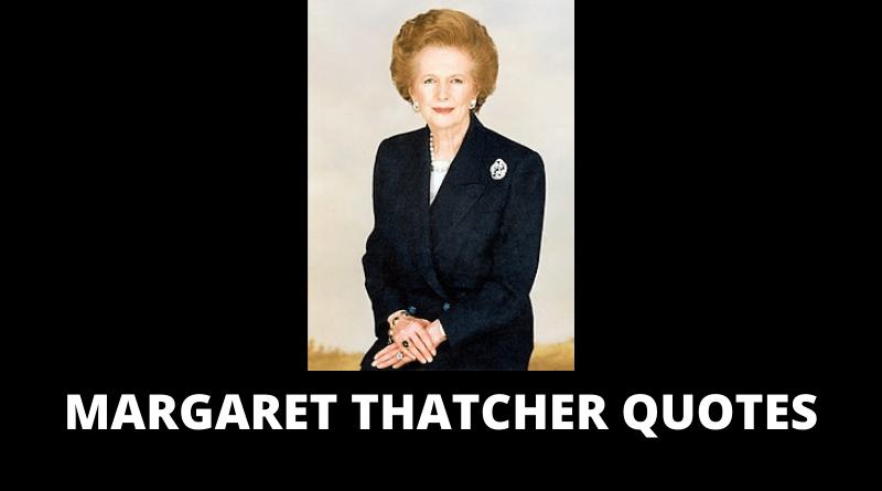 Margaret Thatcher quotes featured