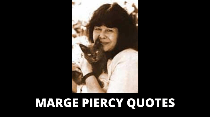 Marge Piercy Quotes featured