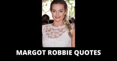 Margot Robbie quotes featured