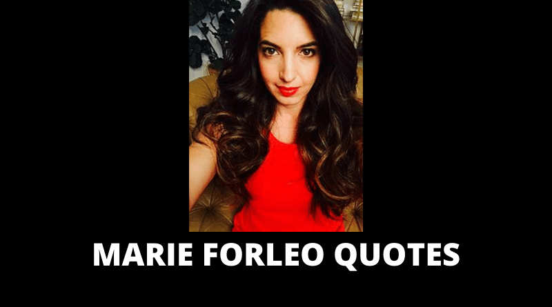 Marie Forleo quotes featured