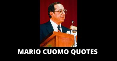 Mario Cuomo quotes featured